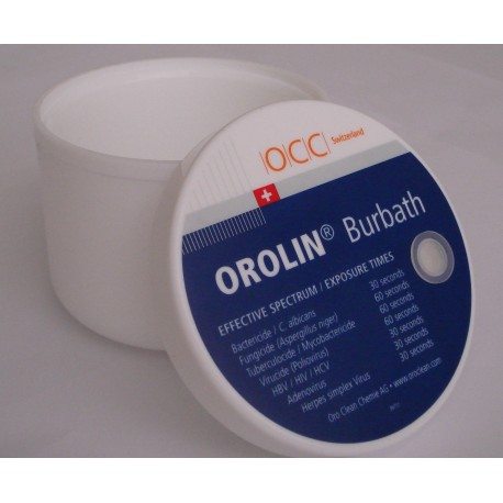 Container Orolin Burbath