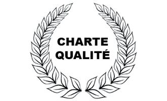 Charte qualité salon de coiffure institut de beauté manucure onglerie