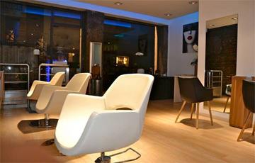 Le salon de coiffure de Emilia G à Lyon