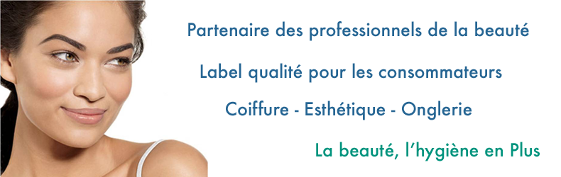 label qualité hygiène plus coiffure soins beauté onglerie
