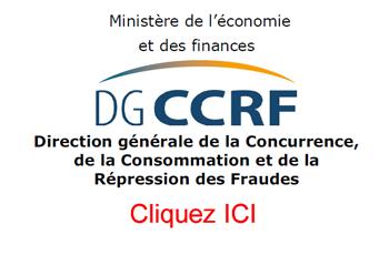 DGCCRF protection des populations dénoncer un salon de coiffure hygiène sécurité consommateurs