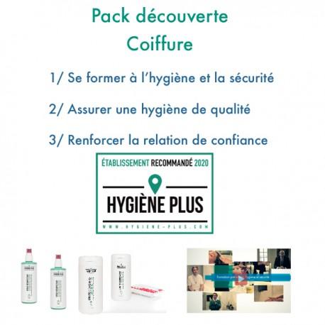 Pack hygiène - Coiffure