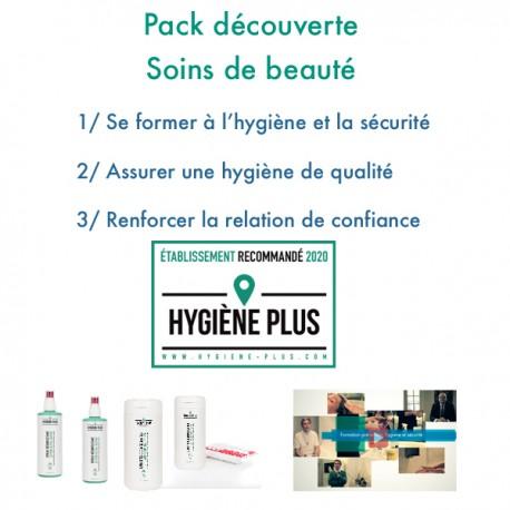 Pack hygiène - Soins de beauté
