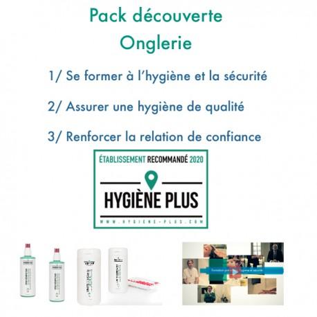 Pack hygiène - Onglerie