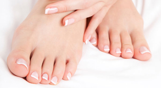 pieds mycoses ongles hygiène manucure pédicure