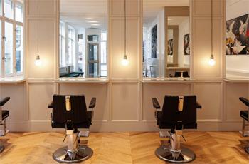 luxe salon de coiffure institut de beauté marketing qualité communication
