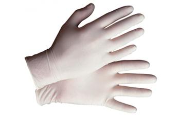 gants en nitrile latex coiffeurs estheticiennes